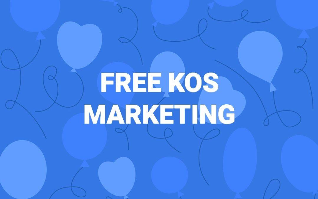 FREE KOS MARKETING MAMPU NAIKKAN JUALAN ANDA
